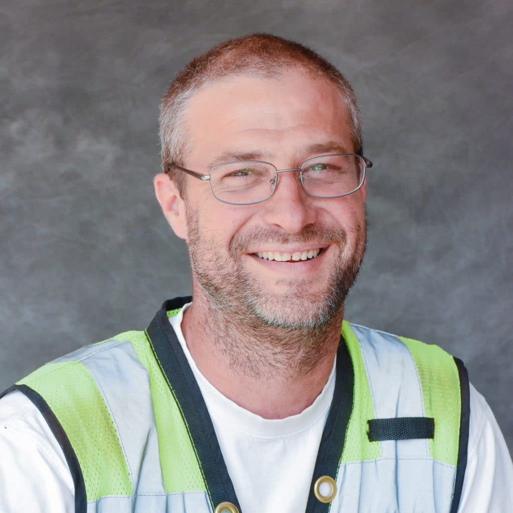 Headshot of Jerrod Buys, Colorado Hardscapes Division Manager