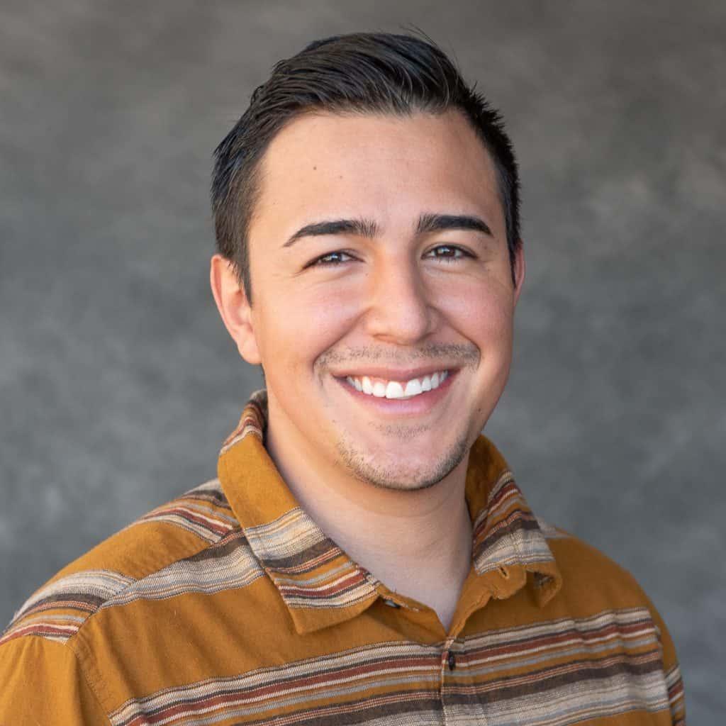 Nick Federico headshot