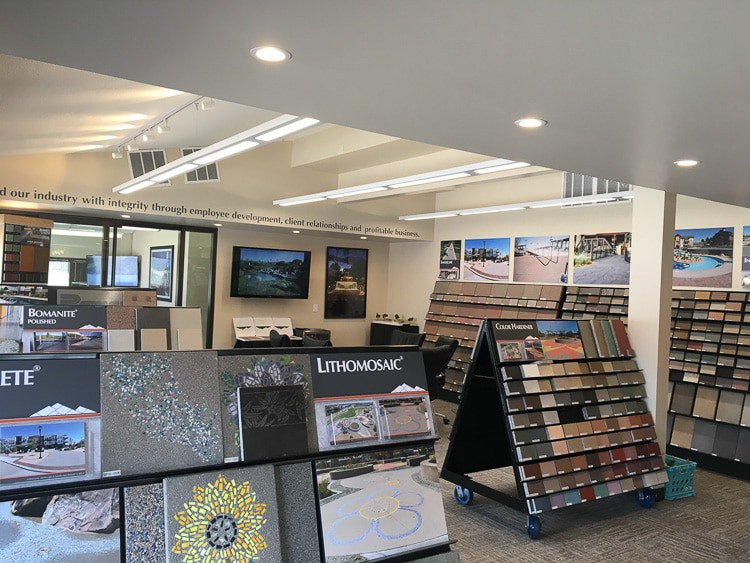 Design Center at Chenango office