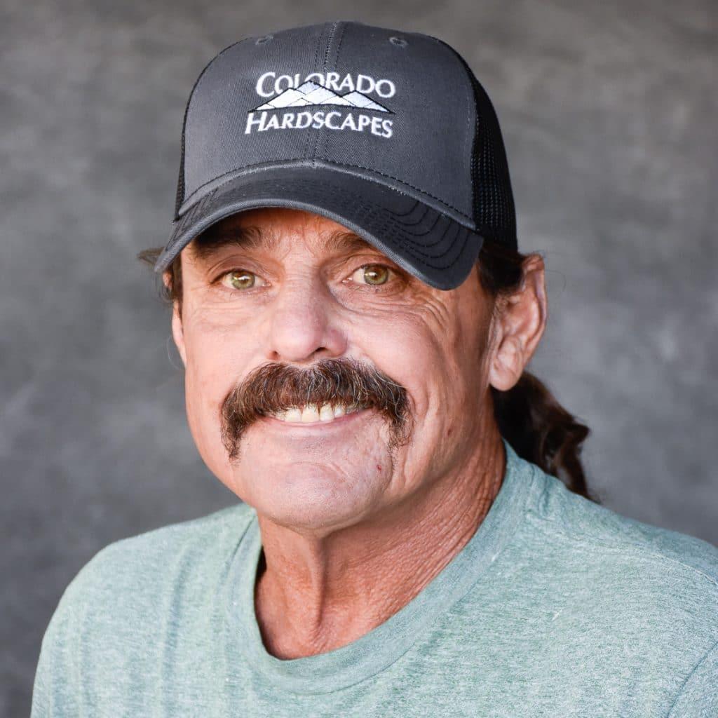 Headshot of Bill Rankin, Colorado Hardscapes Superintendent.