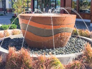Architectural Water Feature