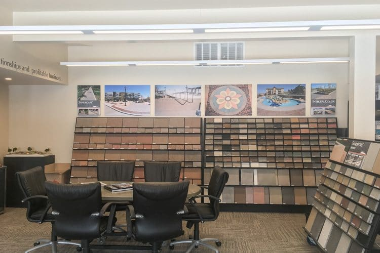 Concrete Construction highlights Colorado Hardscapes' Design Center