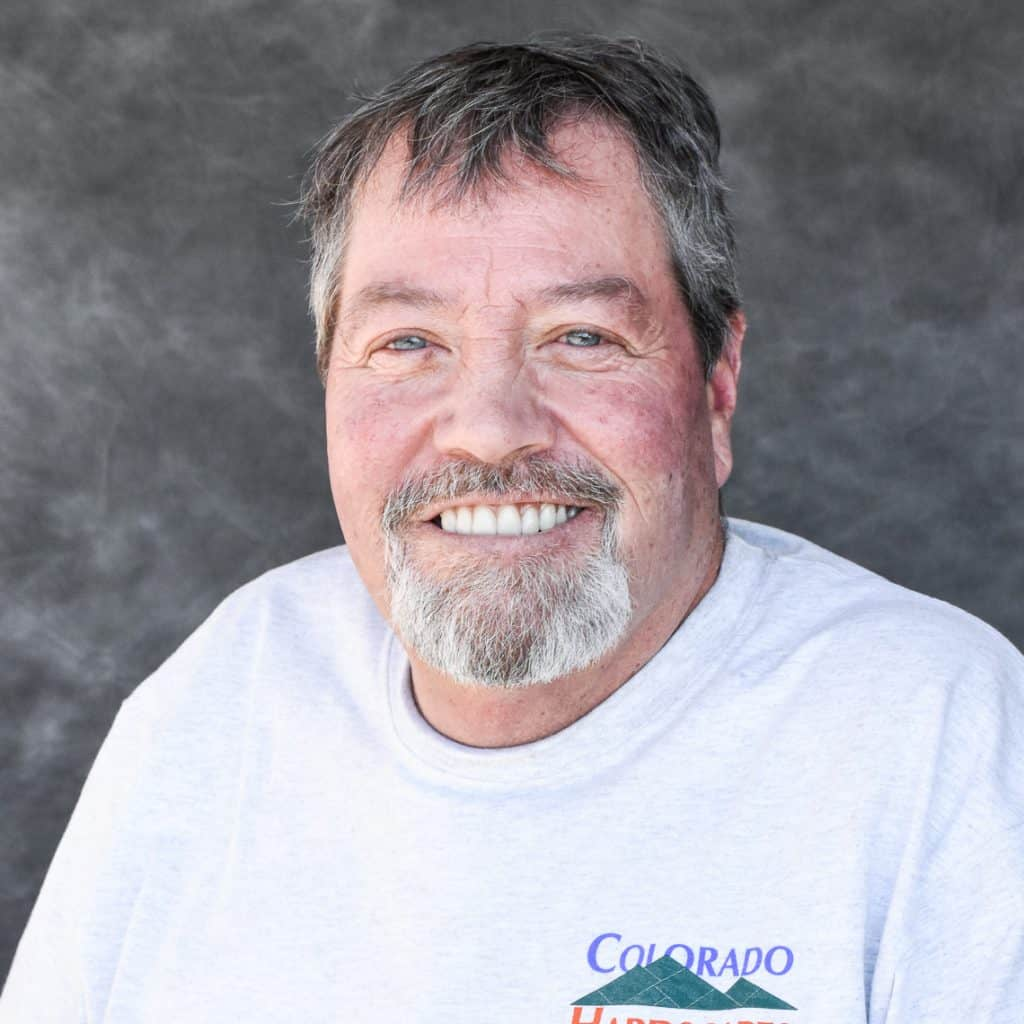 Keith Mclay headshot pool division superintendent and pool expert in Denver, Colorado.