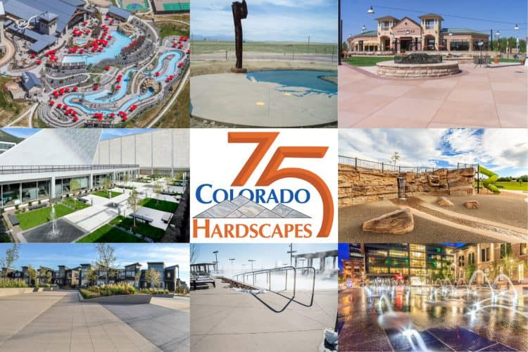 Celebrating our 75th Anniversary with a variety of decorative concrete projects we think are the most memorable.